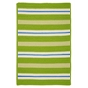 Colonial Mills Painter Stripe Rug - Garden Bright 5'x7'