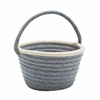 Colonial Mills Easter Pastel Wool  Basket Denim 8x12x7