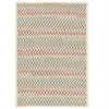 Colonial Mills Chapman Wool - Spring Mix 5'x8'