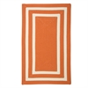 La Playa- Tangerine 12' square