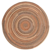 Colonial Mills Print Party - Rusted Vine 8' round
