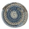Print Party - Denim Wash Chair Pad (single)