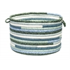 "Quilter's Choice- Seafoam 14""x10"" Utility Basket"