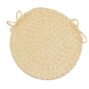 Colonial Mills Spring Meadow - Dandelion Chair Pad (single)