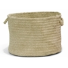 "Spring Meadow - Sprout Green 18""x12"" Utility Basket"