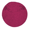 Spring Meadow - Magenta Chair Pad (single)