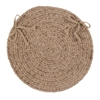 Colonial Mills Spring Meadow - Café Tostado Chair Pad (single)