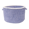 "Colonial Mills Silhouette - Amethyst 18""x12"" Utility Basket"