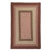 Colonial Mills Tiburon- Rusted Rose 4' square