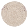 Tremont- Natural Chair Pad (set 4)