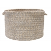 "Tremont- Gray 18""x12"" Utility Basket"