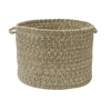 "Colonial Mills Tremont- Palm 18""x12"" Utility Basket"