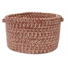 "Colonial Mills Tremont- Rosewood 18""x12"" Utility Basket"