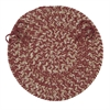 Tremont- Rosewood Chair Pad (single)