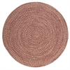 Colonial Mills Tremont- Rosewood 10' round
