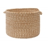 "Tremont- Evergold 18""x12"" Utility Basket"