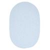 Colonial Mills Confetti - Sky Blue 7'x9'