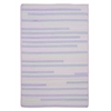 Colonial Mills Ticking Stripe- Dreamland 6' square