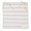 Ticking Stripe- Dreamland Chair Pad (set 4)