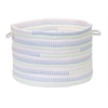 "Ticking Stripe- Dreamland 18""x12"" Utility Basket"
