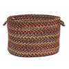 "Twilight- Rosewood 18""x12"" Utility Basket"