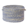 "West Bay- Amethyst Tweed 14""x10"" Utility Basket"