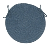 Colonial Mills Bristol - Federal Blue Chair Pad (single)