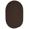 Colonial Mills Bristol - Dark Brown 5'x8'