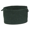 "Bristol - Dark Green 14""x10"" Utility Basket"
