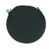 Bristol - Dark Green Chair Pad (single)