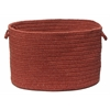 "Colonial Mills Bristol - Rosewood 14""x10"" Utility Basket"