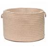"Colonial Mills Bristol - Oatmeal 18""x12"" Utility Basket"