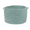 "Colonial Mills Bristol - Teal 18""x12"" Utility Basket"