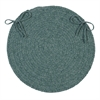 Colonial Mills Bristol - Teal Chair Pad (single)