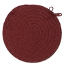 Bristol - Holly Berry Chair Pad (single)