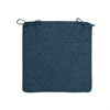 Westminster- Federal Blue Chair Pad (single)