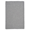 Colonial Mills Westminster- Light Gray 12' square