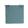Westminster- Teal Chair Pad (single)