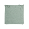 Westminster- Moss Green Chair Pad (set 4)