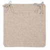 Westminster- Natural Chair Pad (single)