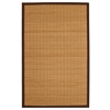 4' x 6' Pearl River Bamboo Rug