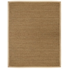 "Anji Mountain 2'6"" x 8' Saddleback Seagrass Rug"