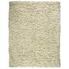 Anji Mountain 8' x 10' Crème Paper Shag Rug