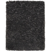 Anji Mountain 8' x 10' Gray Paper Shag Rug