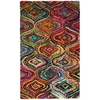 Anji Mountain 4' x 6' Lantern Multi Rug