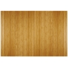 "Bamboo Deluxe Roll-Up Chairmat, 72"" x 48"", no lip"