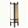 "Ore International 24""H Japanese Style Decor Table Lamp"