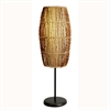 "Ore International 31.5"" Rattan Table Lamp"