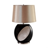 "Ore International 25""H Retro Ceramic Table Lamp"