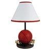 "Ore International 15""H Basketball Accent Table Lamp"